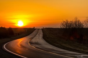 Sunset Road Jon Mont