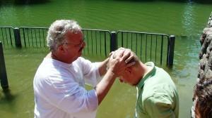 Shane Baptism