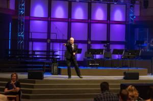 Shane Preaching 2014