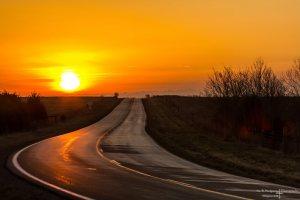 Sunset Road Jon Mont