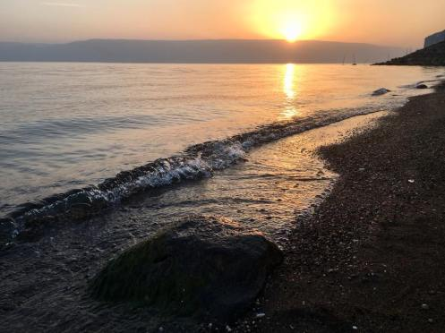 Galilee Sunset II