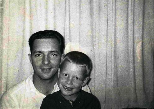 Dad and Young Shane